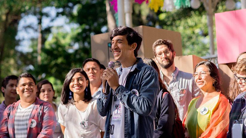 """Pedro Kumamoto: """"Acabaremos con los privilegios de la clase política mexicana desde la Cámara Alta"""""""