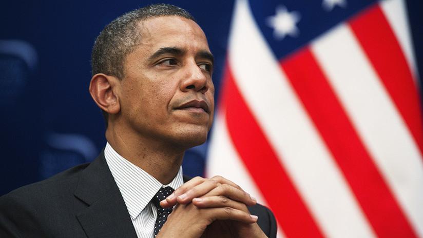 Revelan para qué usaba Obama el botón rojo en el Despacho Oval