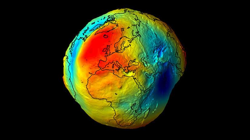 La masa desaparecida: explican una anomalía gravitacional en el océano Índico