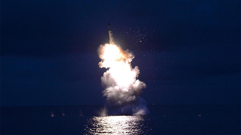 Armándose de pies a cabeza: Corea del Norte construye un nuevo submarino lanzamisiles balísticos