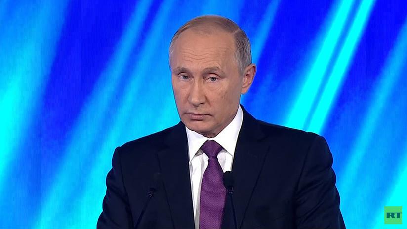 """Putin: """"El mundo ha llegado a una época de cambios drásticos"""" (DISCURSO COMPLETO)"""