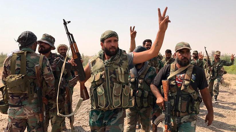 """Rusia: """"Alrededor del 92,6 % del territorio de Siria fue liberado del Estado Islámico"""""""