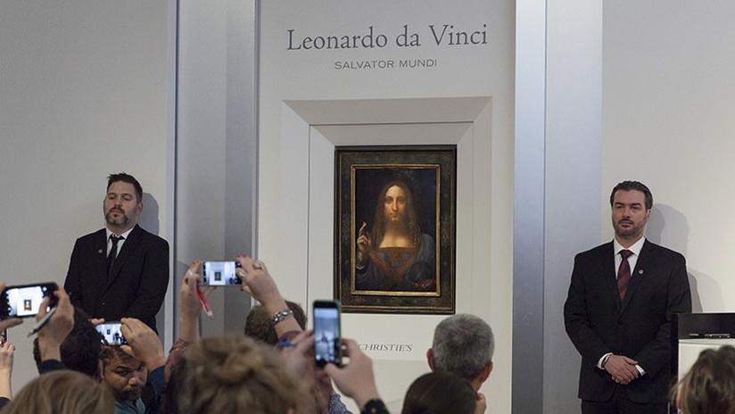 """La """"desconcertante anomalía"""" en una pintura de Leonardo da Vinci"""