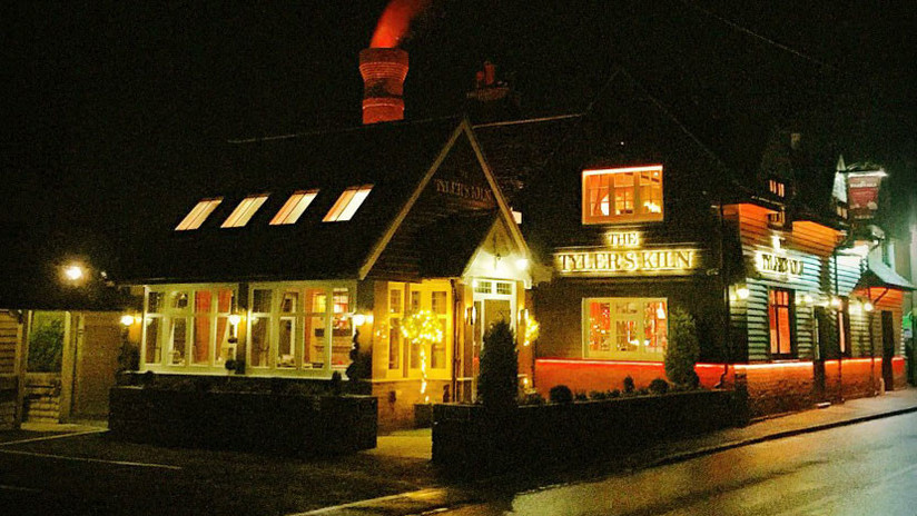 VIDEO: Una cámara capta actividades misteriosas en un pub 'embrujado' en el Reino Unido