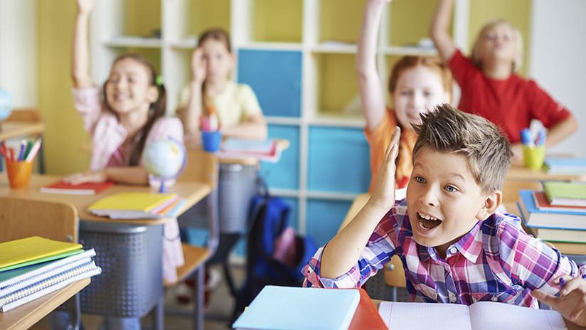 Por qué se hizo viral esta ingeniosa respuesta de un niño en un ejercicio de matemáticas