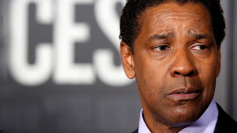 Una detención 'de película': Intenta robar un auto durante un rodaje de Denzel Washington