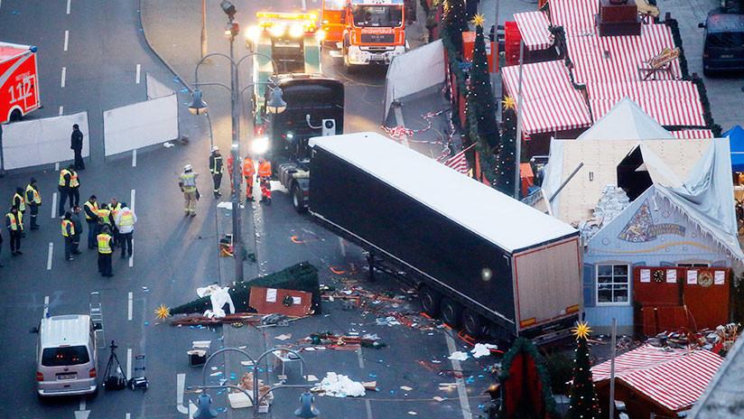 Un informante policial contribuyó a perpetrar el atentado terrorista en Berlín