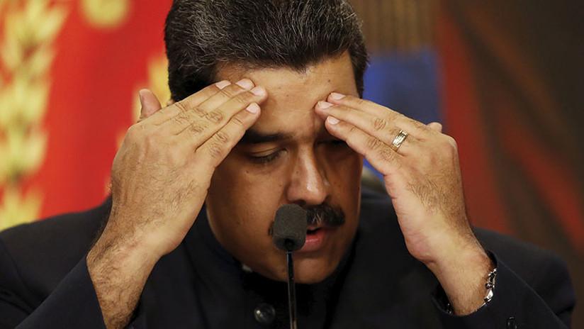 ¿Restringe Facebook los mensajes de Nicolás Maduro?