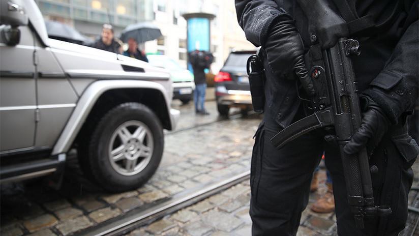 Sangriento ataque con cuchillo en Alemania: cuatro heridos