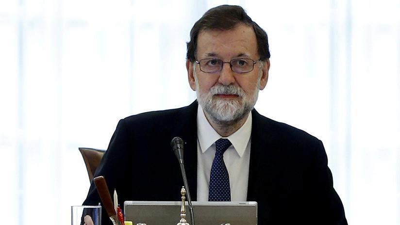Rajoy anuncia el cese del Gobierno catalán y convocará elecciones autonómicas antes de 6 meses