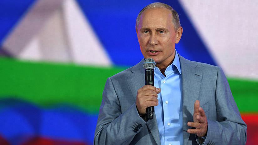 """Putin revela qué es """"más temible que una bomba nuclear"""""""