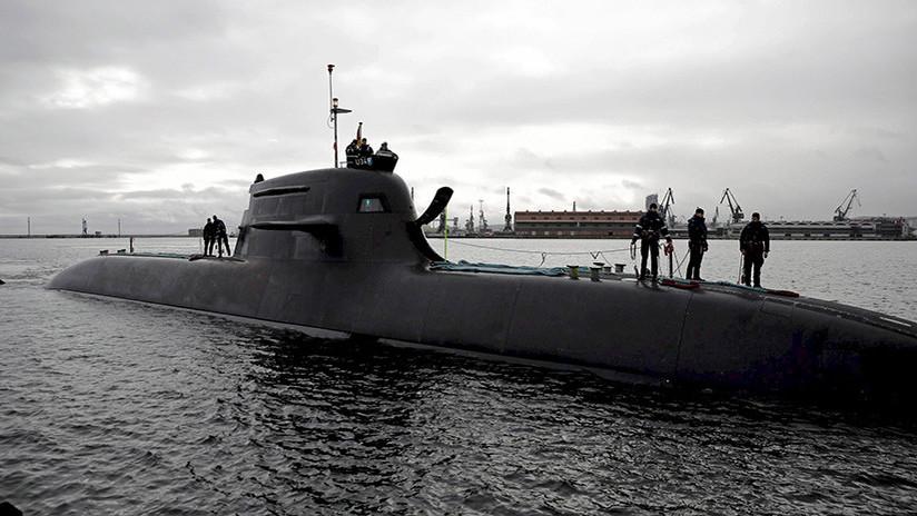 La totalidad de la flota submarina de Alemania está fuera de servicio