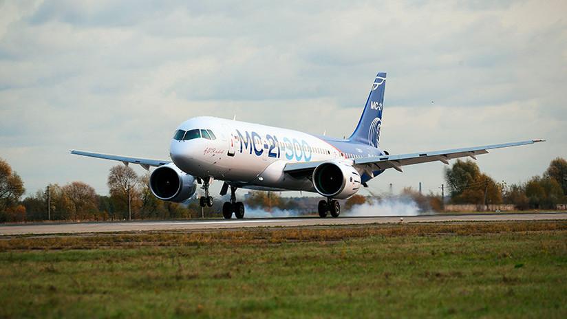 La aerolínea mexicana Interjet, interesada en adquirir el avión ruso que desafía a Boeing y Airbus