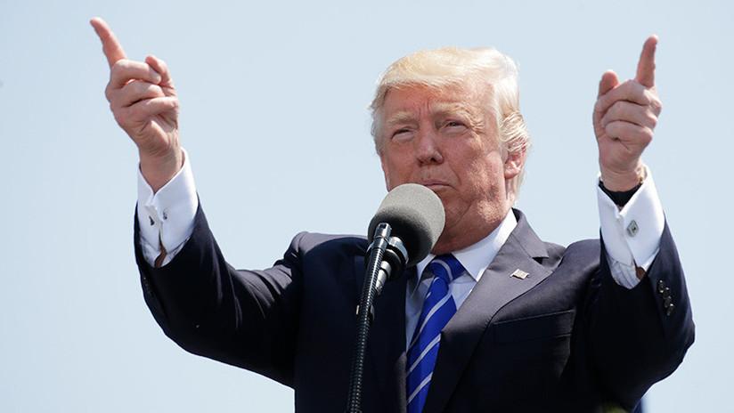 """Trump sobre Corea del Norte: """"Estamos preparados para cualquier cosa"""""""