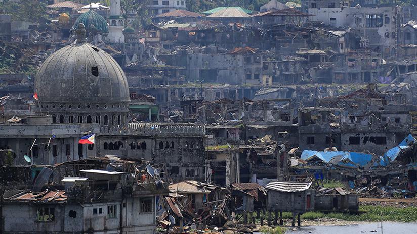Secretario defensa de Filipinas anuncia fin de lucha contra yihadistas en Marawi
