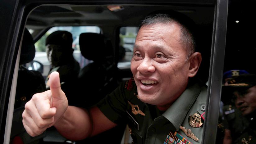 ¡Bienvenido, pero no puede entrar! EE.UU. niega la entrada al jefe militar indonesio tras invitarlo