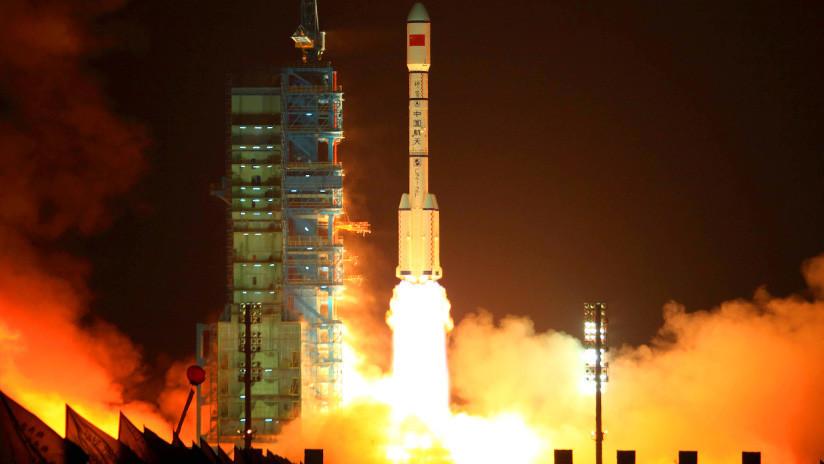 ¿Nos caerá sobre la cabeza la estación espacial china?