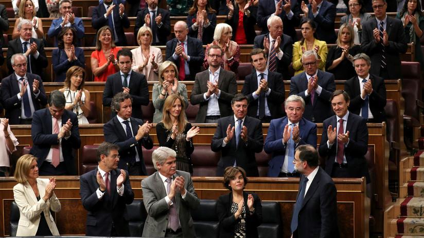 Comisión Europea justifica intervención gubernamental en Cataluña