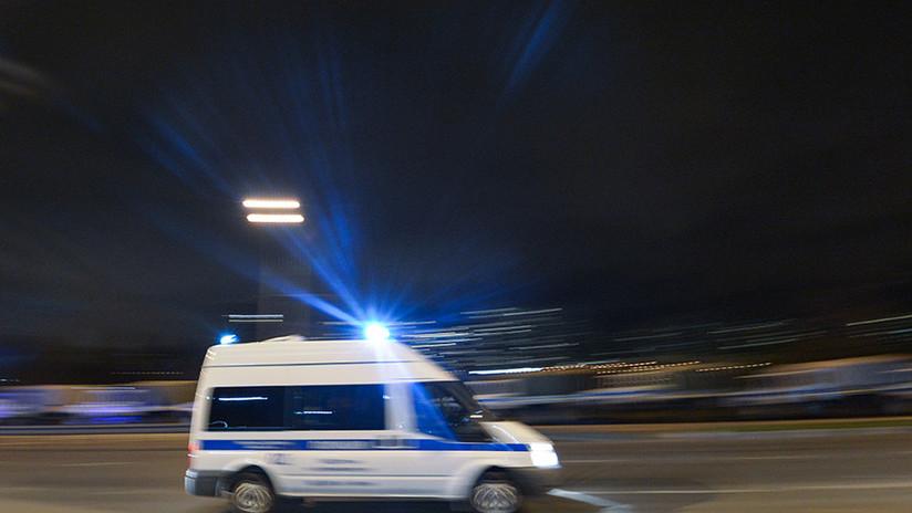 Abaten a un oficial de la Guardia Nacional rusa luego de que matara a cuatro colegas