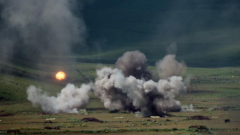 Un militar ruso mata por accidente a un compañero y se suicida en Armenia