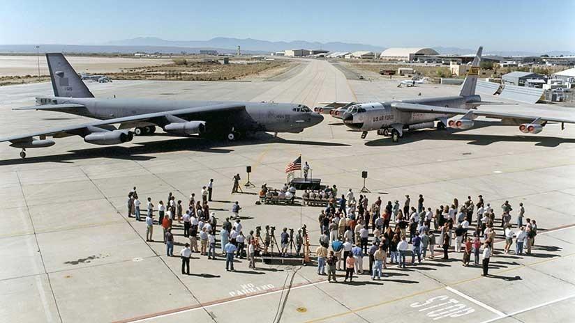 La Fuerza Aérea de EE.UU. se pronuncia sobre la puesta en alerta de bombarderos B-52