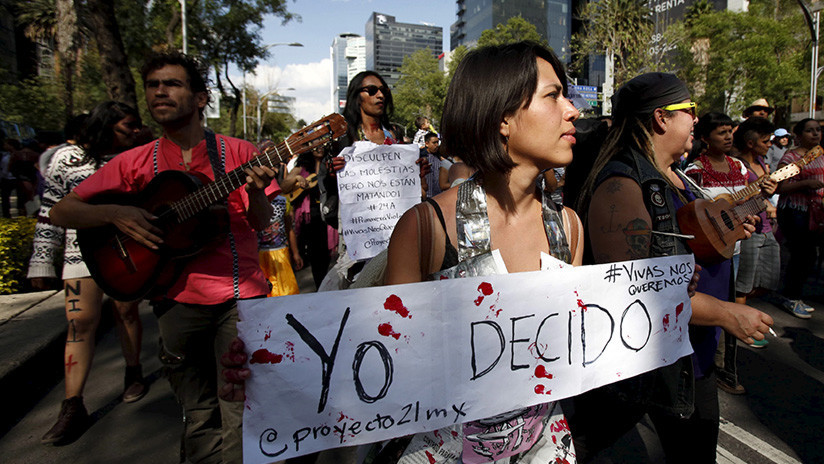 """¡Cuidado!: Ser una """"mala mujer"""" en México te puede costar la vida"""