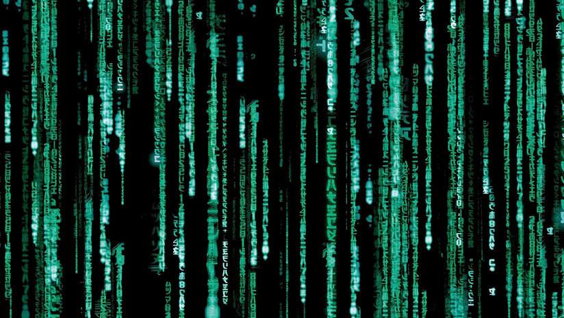 Revelan qué hay detrás de los códigos verdes de 'Matrix'