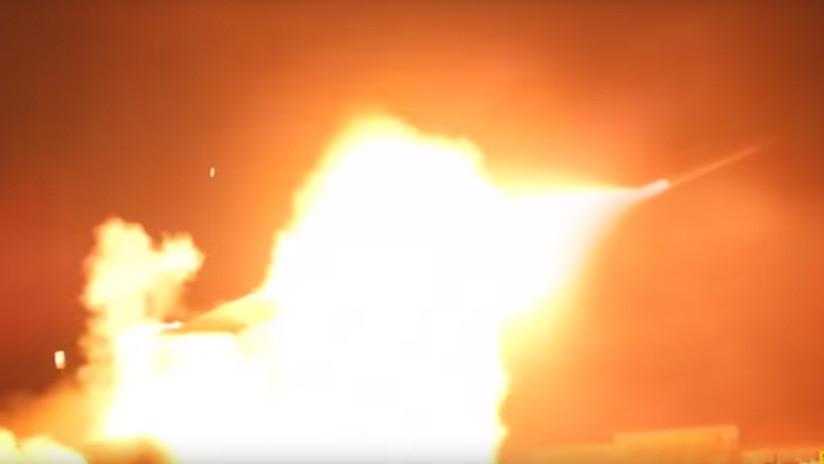 VIDEO: Así aniquila el Ejército sirio a los terroristas