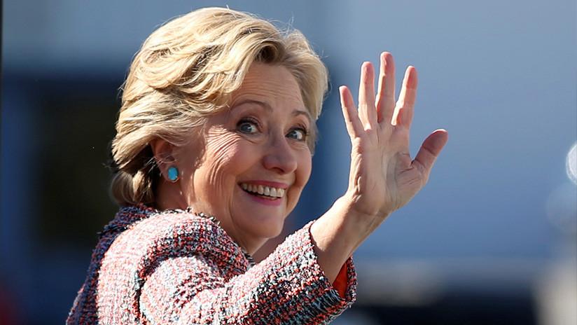 Clinton y los demócratas pagaron investigación sobre Trump