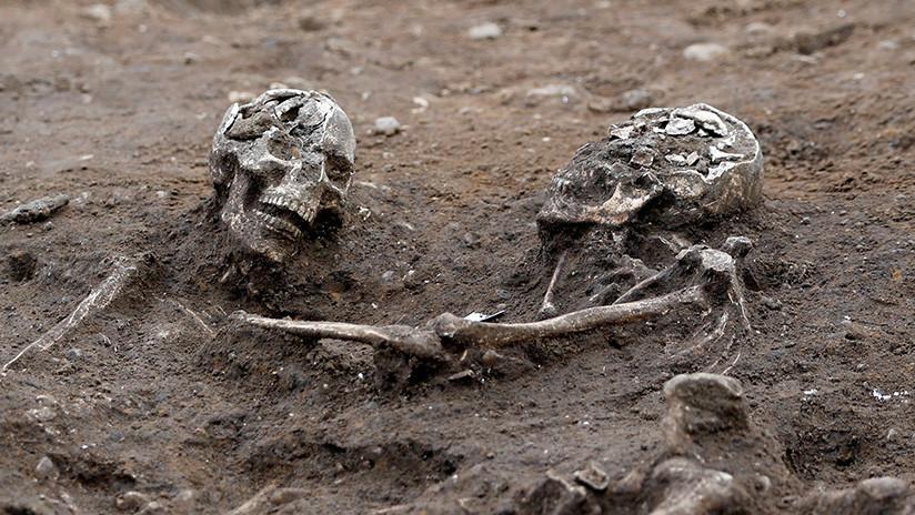 Cráneos horriblemente deformados: descubren en Perú pruebas de antiguos rituales violentos (Fotos)