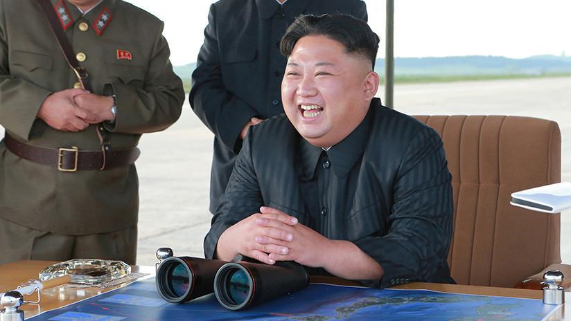 Corea del Norte prueba un nuevo motor de combustible sólido para misiles