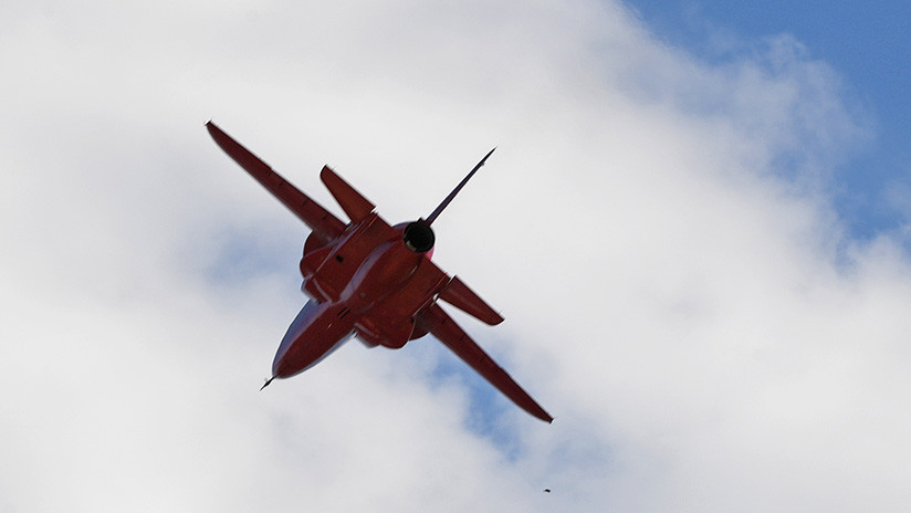 Este avión podría hacer que la Fuerza Aérea rusa sea aún más letal