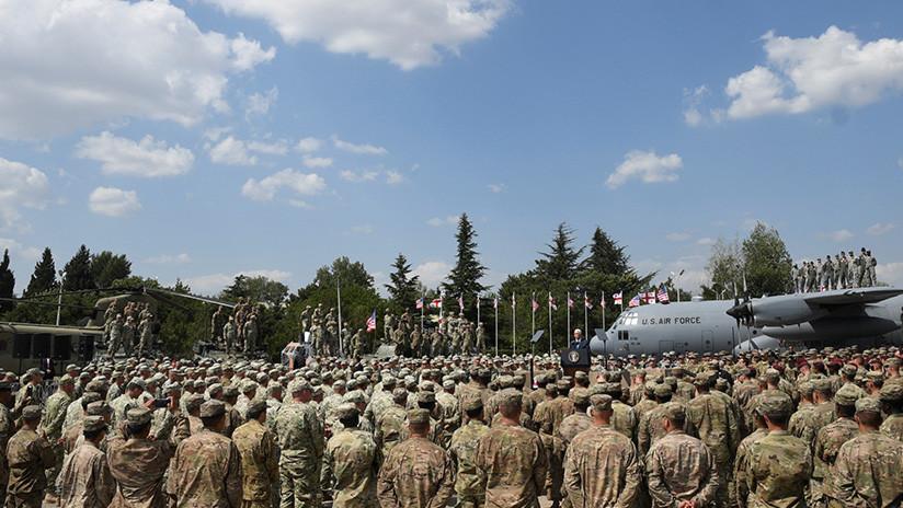 La OTAN quiere crear dos nuevas formaciones militares en caso de un conflicto con Rusia