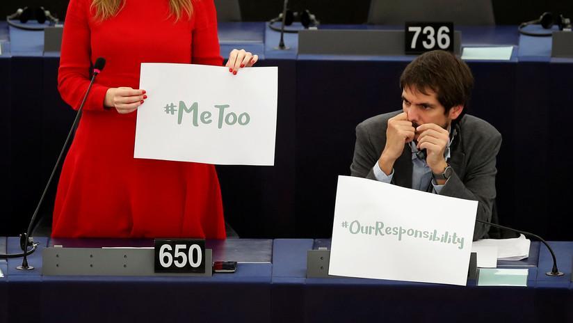 Reportan violaciones y constantes acosos sexuales en el seno del Parlamento y la Comisión Europea