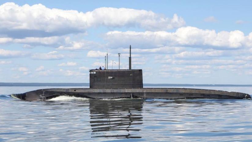 """""""Los más silenciosos del mundo"""": El submarino """"fantasma"""" ruso que puso en aprietos a la OTAN"""