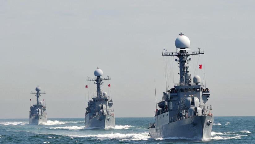 Corea del Sur y Australia llevarán a cabo ejercicios navales conjuntos