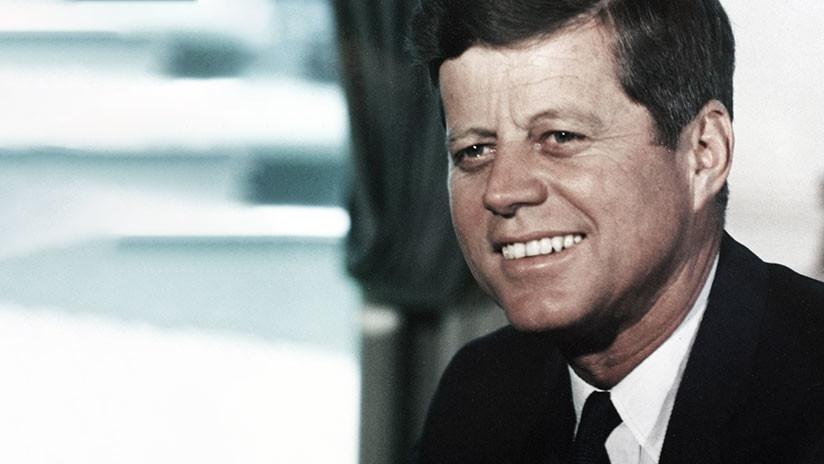 Histórico: Publican los expedientes sobre el asesinato de John F. Kennedy