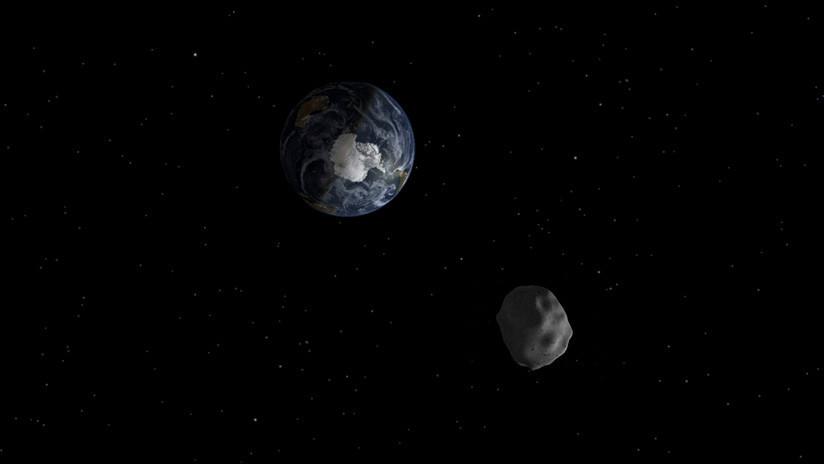 Dos asteroides se aproximarán hoy a la Tierra con un minuto de diferencia: ¿estamos en peligro?