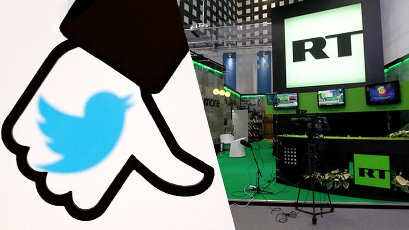 La Red ironiza sobre el bloqueo publicitario de Twitter contra RT