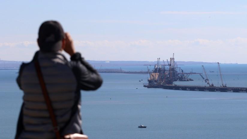 Brigada naval antisabotajes: ¿Contra quiénes protegerá Rusia el puente de Crimea?