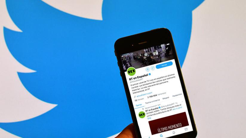 """Exoficial de Inteligencia británica: """"La decisión de Twitter sobre RT se basa en una gran mentira"""""""