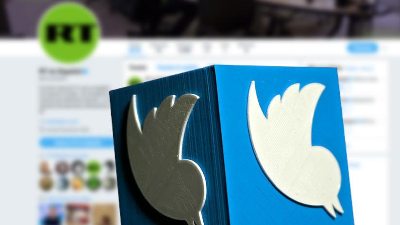 Twitter arremete contra RT