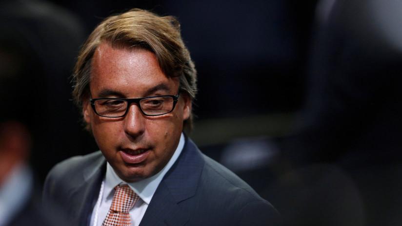 Emilio Azcárraga Jean abandona su puesto como director general de Grupo Televisa