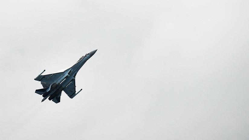 Más de una docena de aeronaves intrusas espían en las fronteras de Rusia