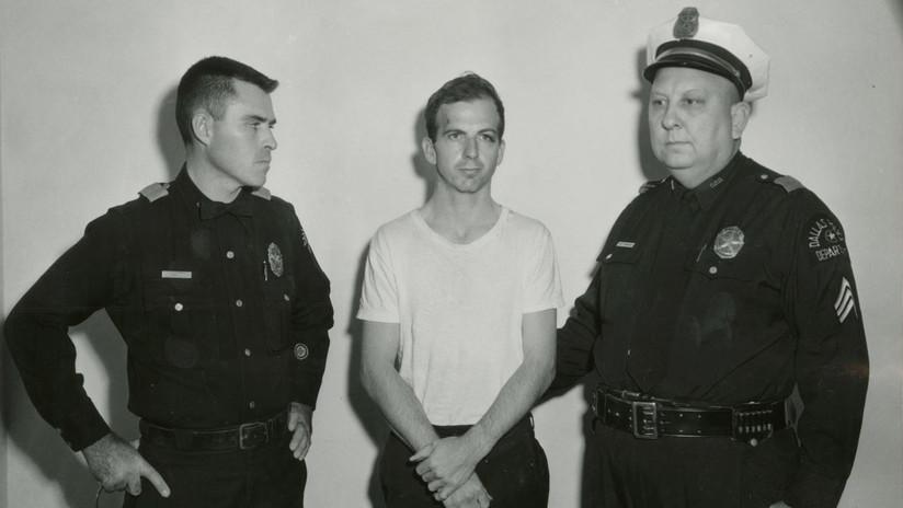Archivo desclasificado de la CIA: Oswald habló con un agente de la KGB antes de matar a Kennedy