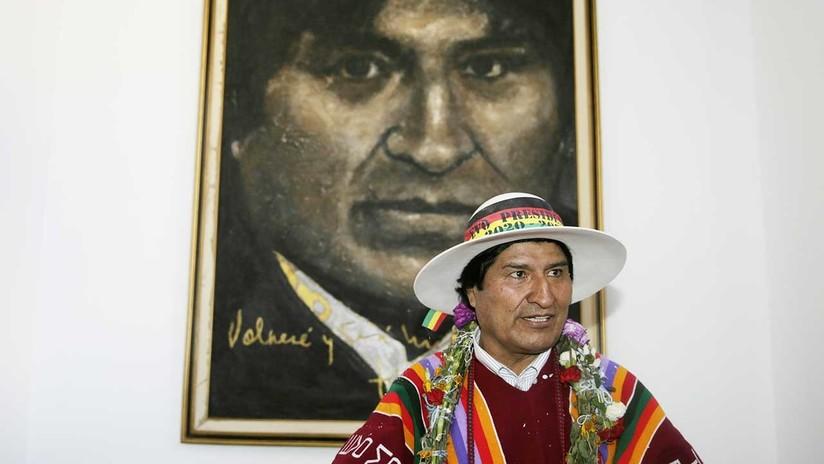 Evo Morales, de defensor de los cocaleros a presidente de Bolivia