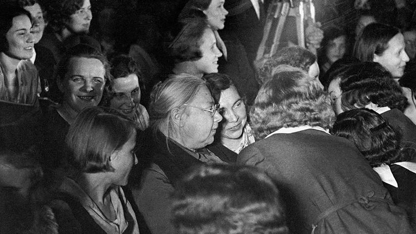 """""""Hemos empezado una gran causa"""": Las mujeres que influyeron en la Revolución bolchevique (fotos)"""
