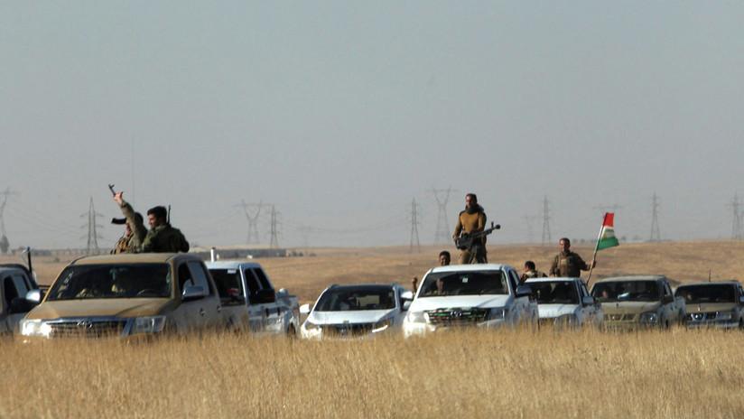 La coalición estadounidense anuncia un alto el fuego entre Irak y los kurdos, pero luego se retracta