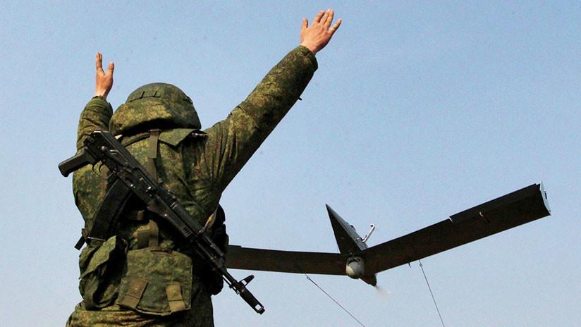 Rusia anuncia la pronta incorporación de aviones de ataque no tripulados