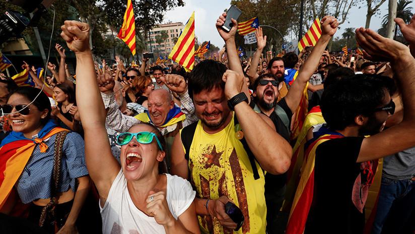 Este es el primer país que no reconoce la independencia de Cataluña